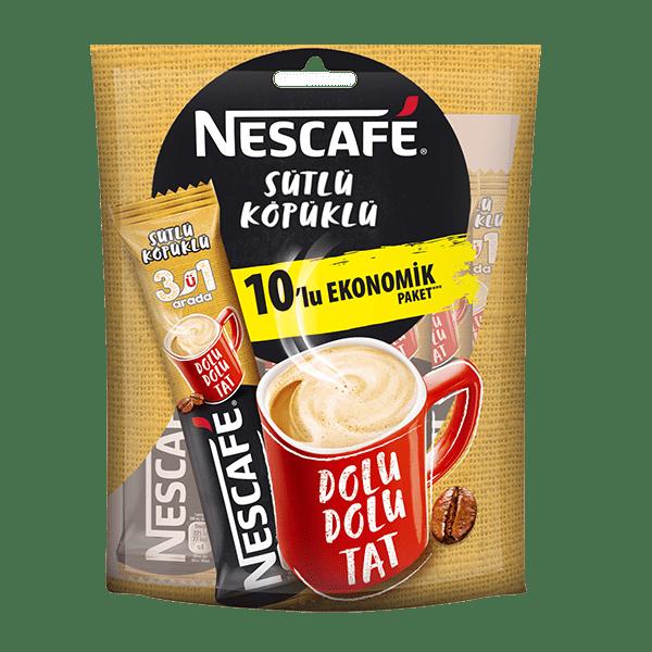 قهوه فوری نسکافه