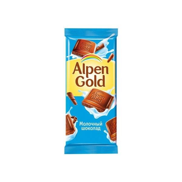شکلات شیری آلپن گلد